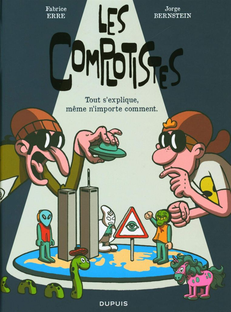 Les complotistes - 979-1034738120