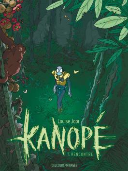 Kanopé 1 - Louise Joor - DELCOURT - 9782756036762