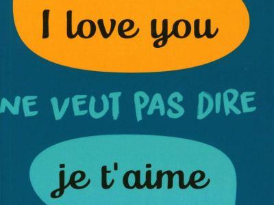 I love you ne veut pas dire je t'aime - 9782215135883