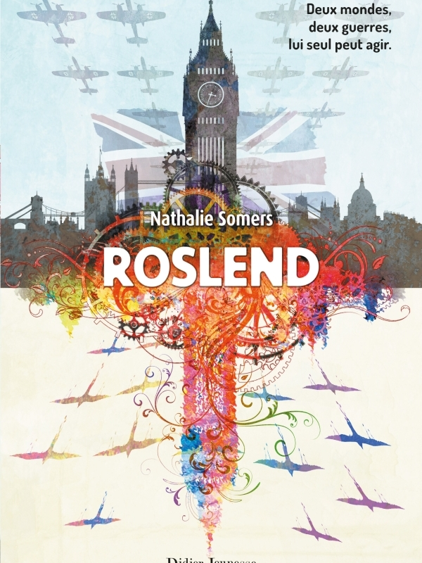 Roslend - Nathalie Somers - 9782278085538