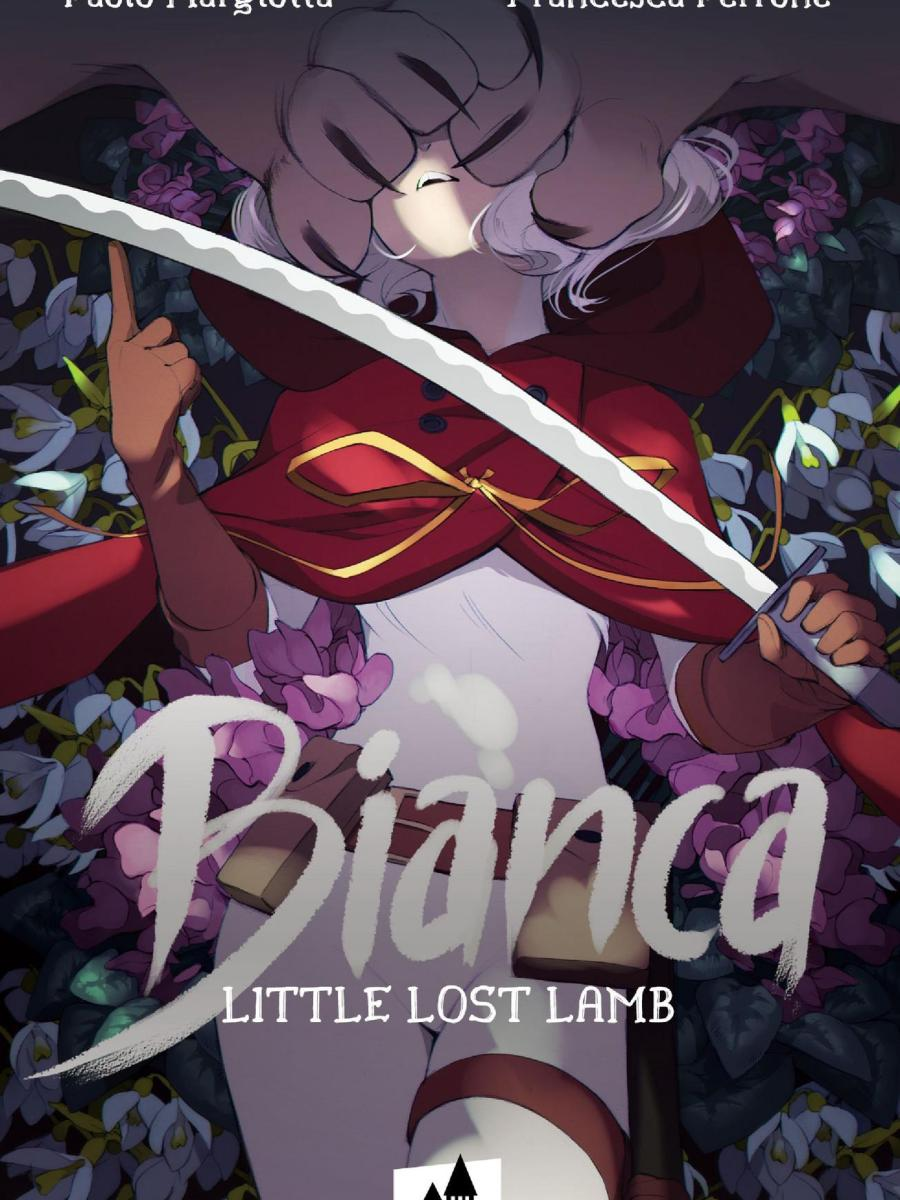 Bianca - little lost lamb - Paolo Margiotta - 9788893362337
