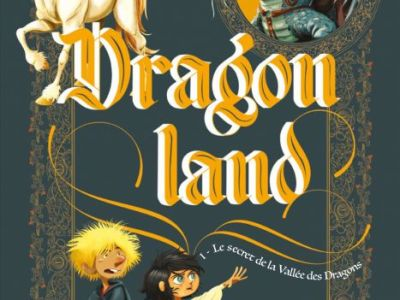 Dragonland - Johan Heliot - Fleurus