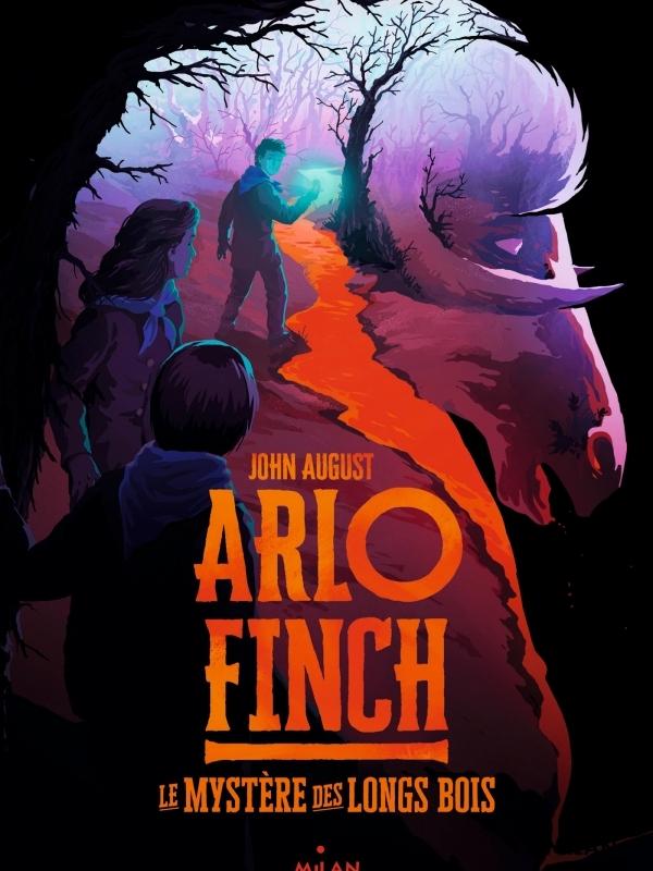Arlo Finch 1 - John August - 9782745997524