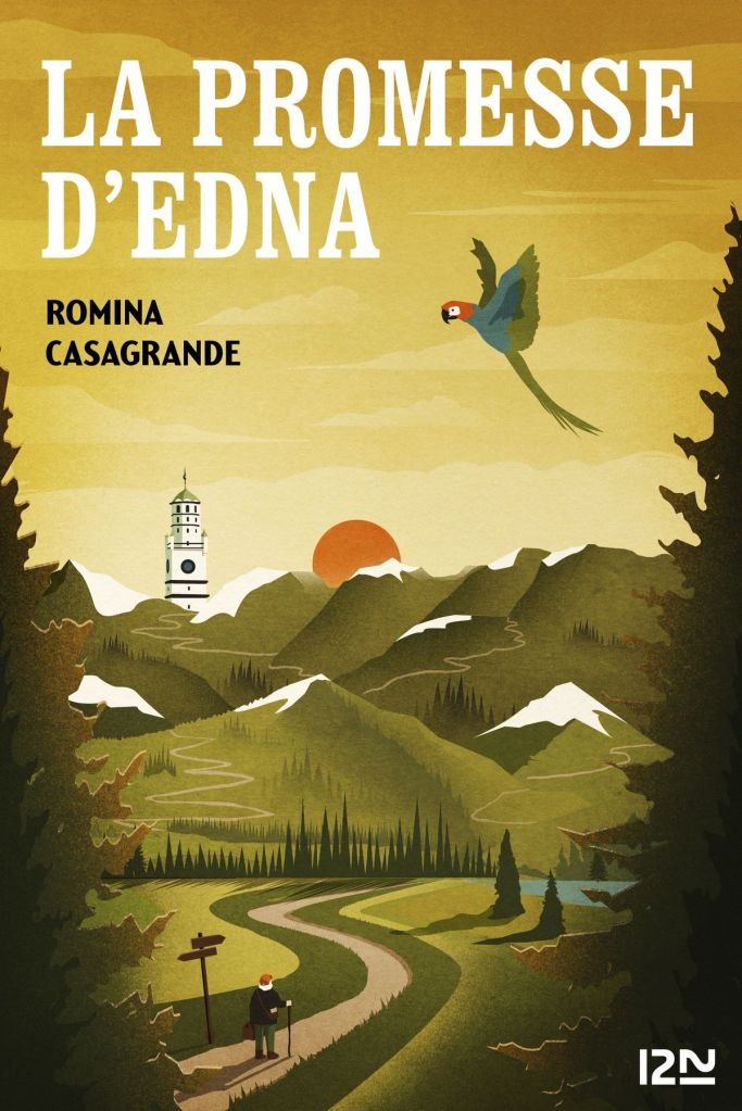 La promesse d'Edna - Romina Casagrande - Fleuve éditions