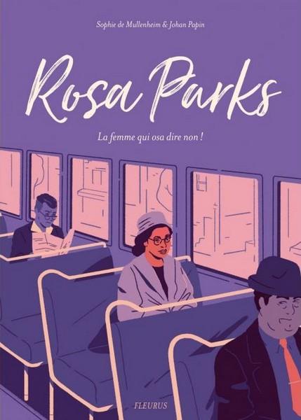 Rosa Parks - Fleurus - Sophie de Mullenheim