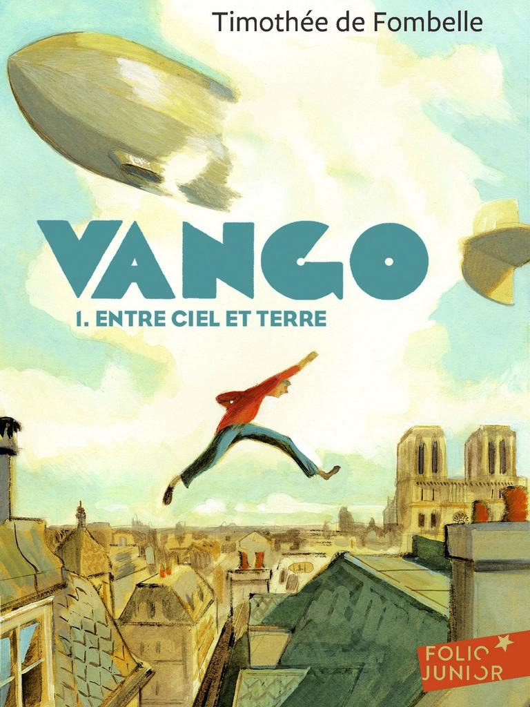 Vango 1- Entre ciel et terre - Thimothée de Fombelle