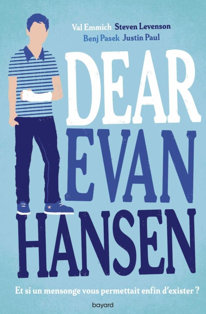 Dear Evan Hansen - Bayard - Val Emmich
