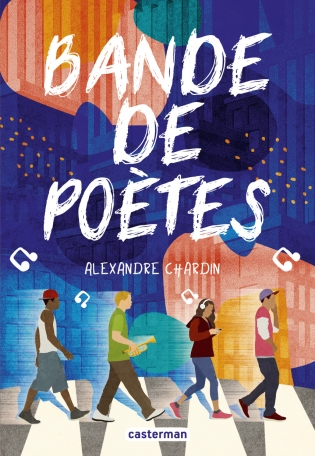 Bande de poètes par Alexandre Chardin