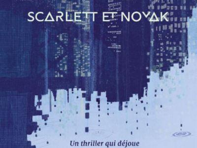 Scarlett et Novak - Alain Damasio - Rageot