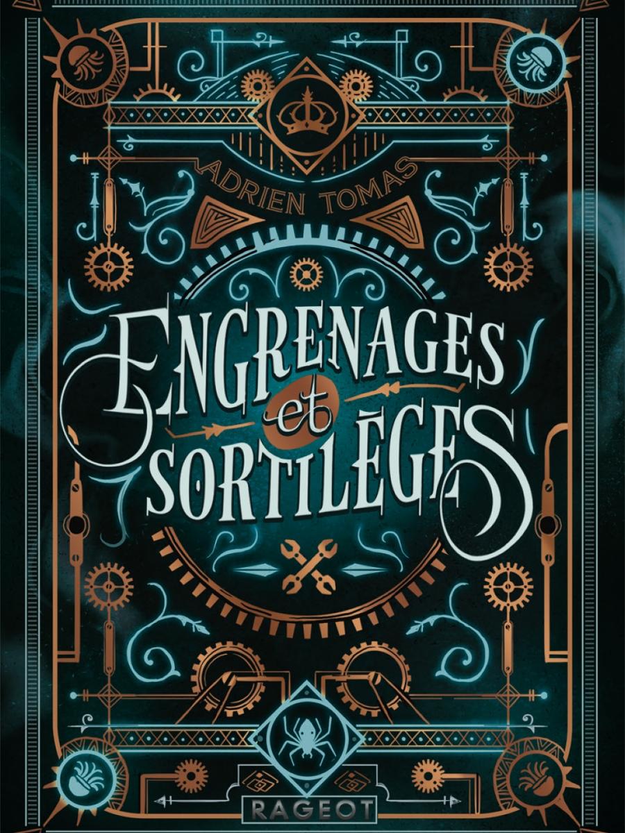 Engrenages et sortilèges - Adrien Tomas - 9782700259360