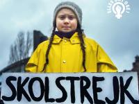 Greta Thunberg : sauvons la planète ! - Oskar éditeur
