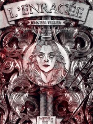 L'enragée - Jennifer tellier - 9791032404553